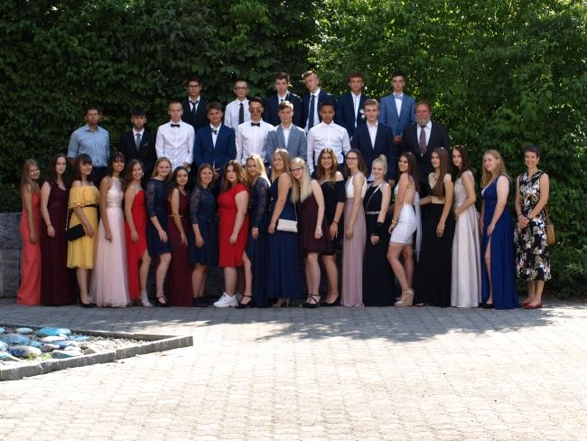 Abschlussklassen 2019